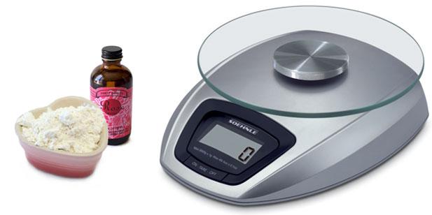 Siena Digital Kitchen Scale by Soehnle