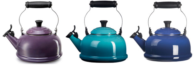 Whistling Stovetop Kettle by Le Creuset