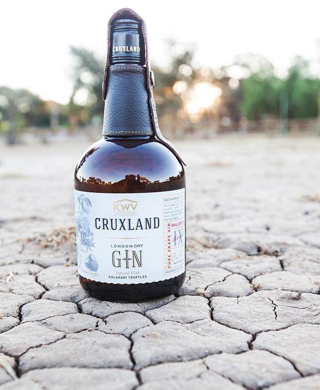 Cruxland-gin