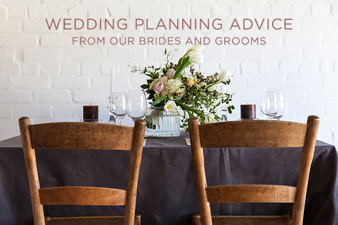 wedding-planning-advice-from-brides-and-grooms