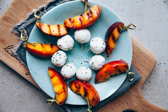 grilled-nectarine-party-snack