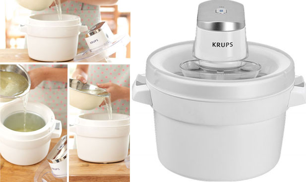 Ice cream maker review: Krups vs MagiMix le Glacier - Yuppiechef Magazine