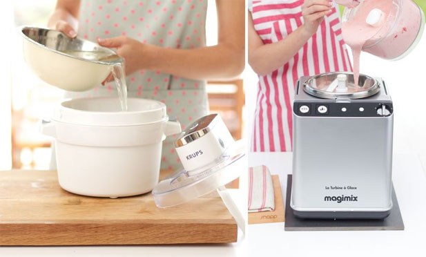 Ice cream maker review krups vs magimix le glacier yuppiechef i am often asked what inspired me to make ice cream for a living and the answer is pretty simple i started messing around with ice cream making at home ccuart Image collections