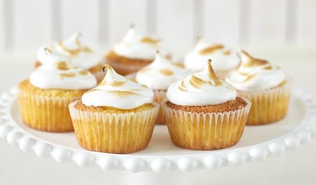 how to make lemon meringue cupcakes