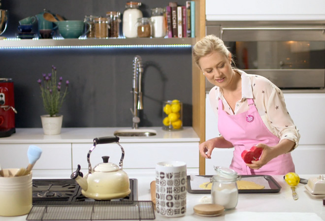 online baking course with Sarah Graham