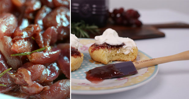 how to make grape jelly without sugar