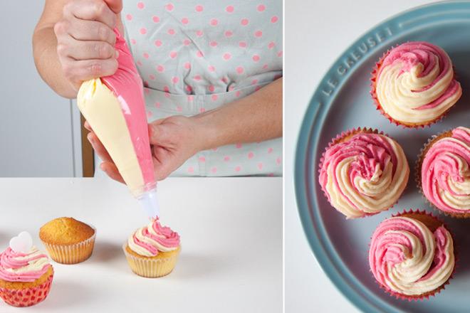 icing-strawberry-vanilla-cupcakes