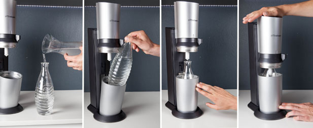 Soda Stream usage guide