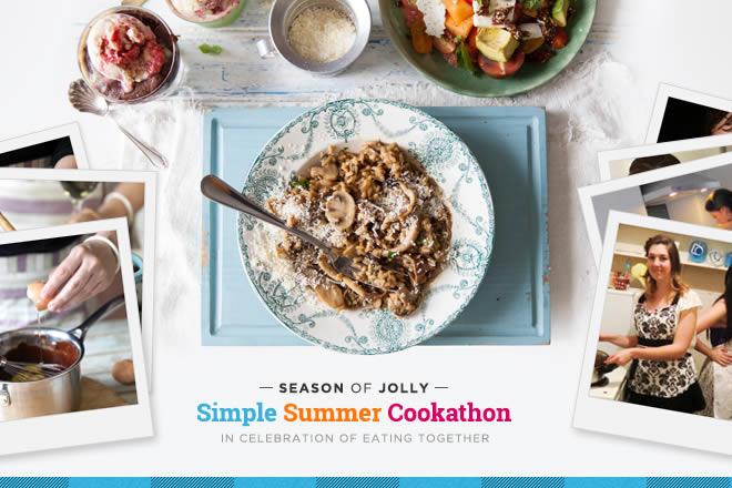 Simple Summer Cookathon