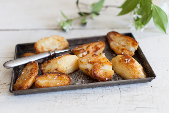 recipe for roast potatoes