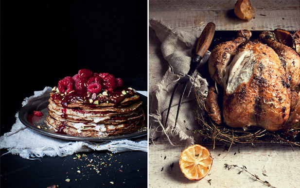 dark food photography by What Katie Ate