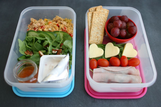 Ideas for awesome office lunches bento helps you pack pretty balanced meals forumfinder