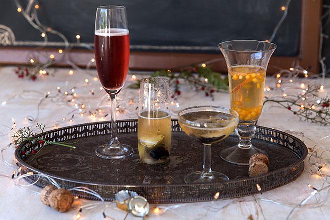 champage-variety