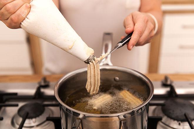 churros-dough