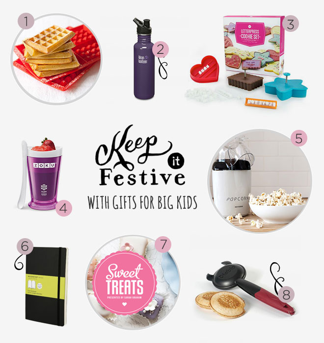 Christmas gift ideas for big kids