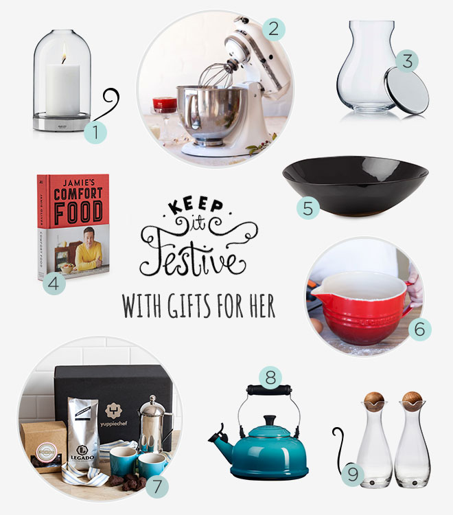 Christmas gift ideas for her - The Perfect Christmas Gift Ideas For Absolutely Everyone