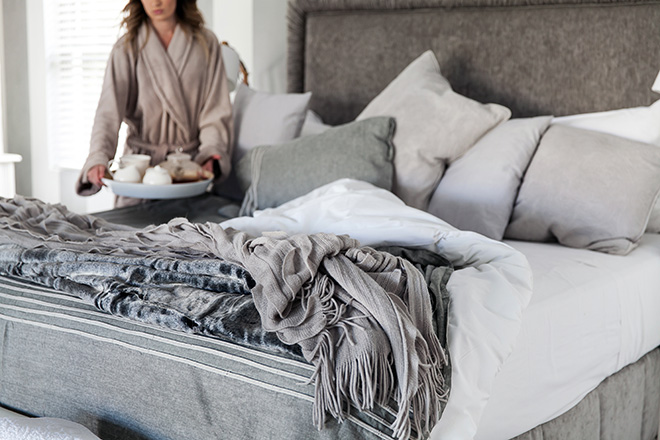 Luxurious Linens collection on Yuppiechef.com