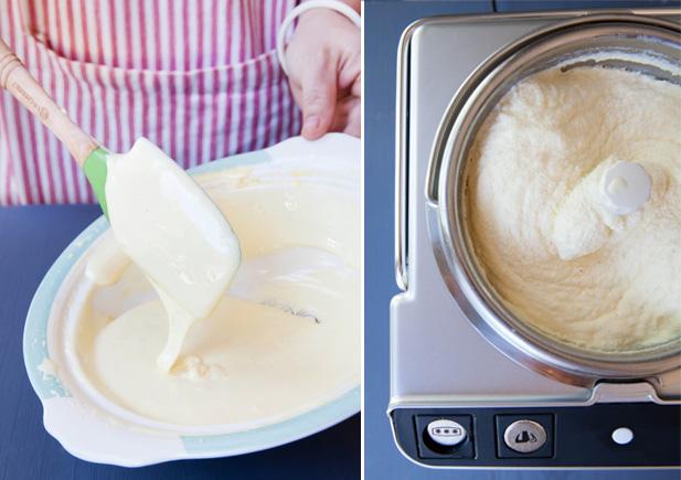 custard ice cream base