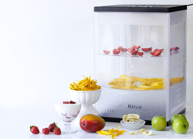 Biltong maker and Food Dehydrator from Mellerware