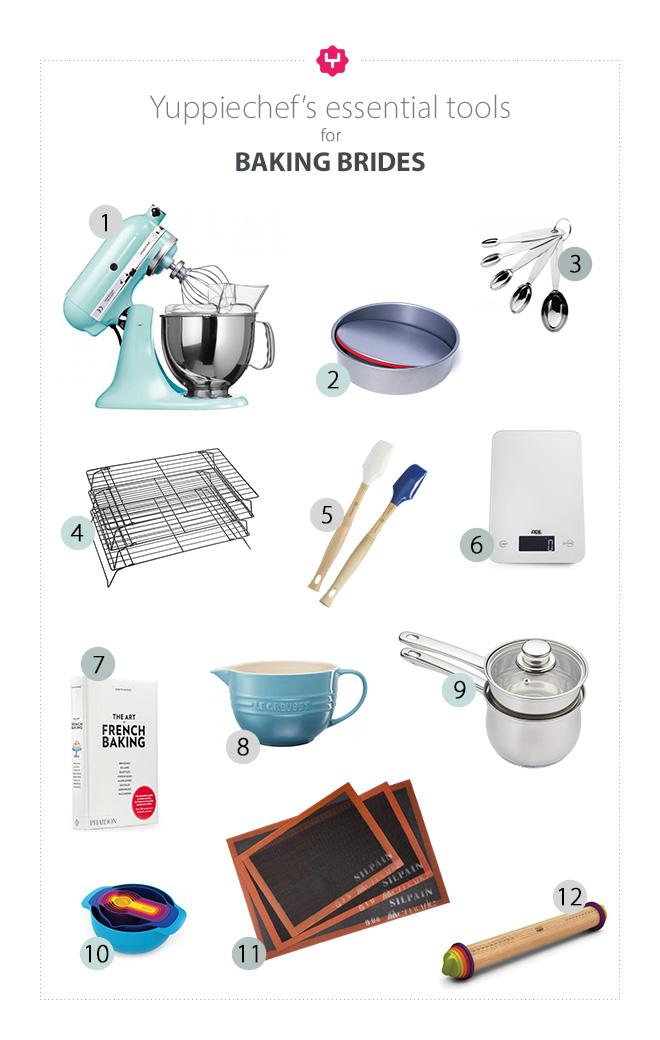 Essential-tools-for-baking-brides