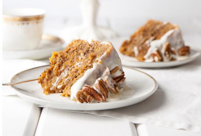 Carrot cake by Michele Smit