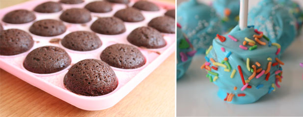 Different Ways To Make Cake Pops
