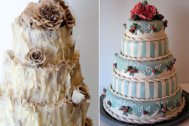 Wedding Cakes By Mrs Jones