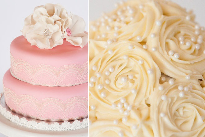 wedding cakes by Lady-Lucy's-cakes