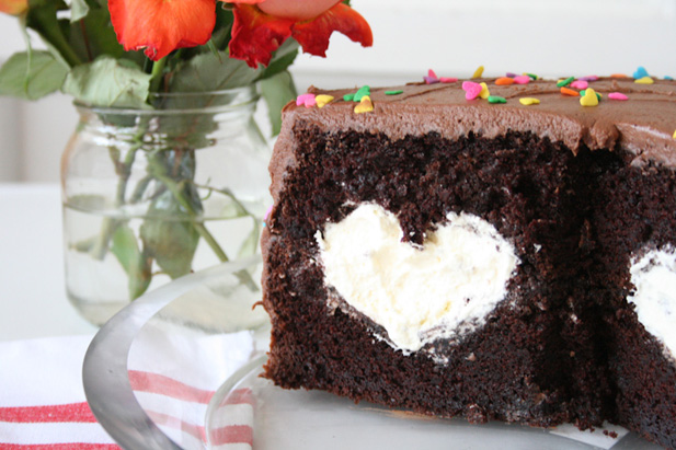 Wilton Heart Shaped Cake Pan Recipes