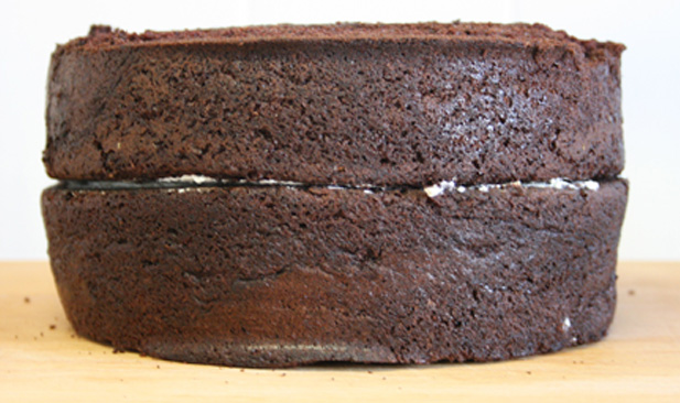 Wilton Heart Shaped Centre Cake