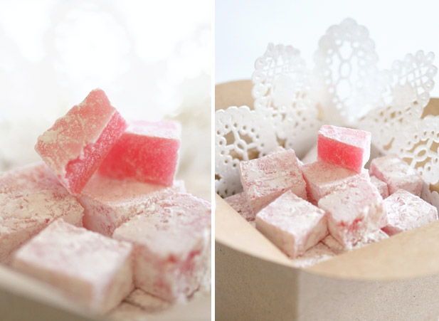 5 great uses for rose water for Divan rose turkish delight
