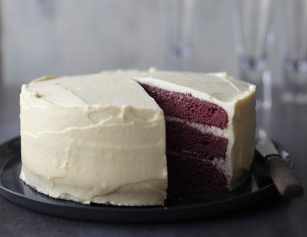 Red Velvet Cake by Annie Bell