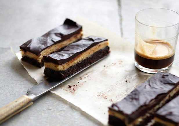 Nanaimo bars by Annie Bell