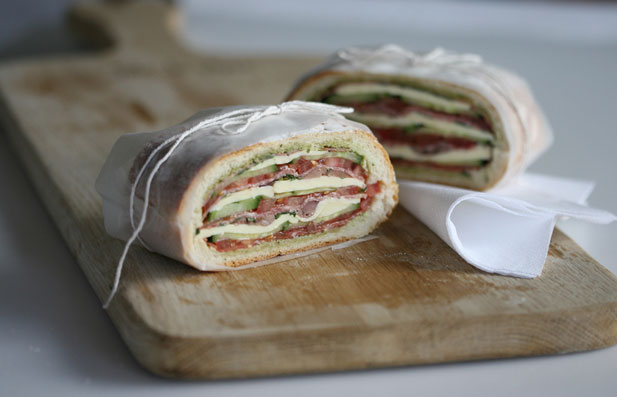 Recipe ideas for top notch picnics muffuletta forumfinder Image collections