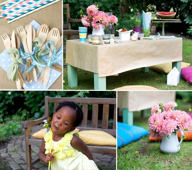picnic ideas for minichefs
