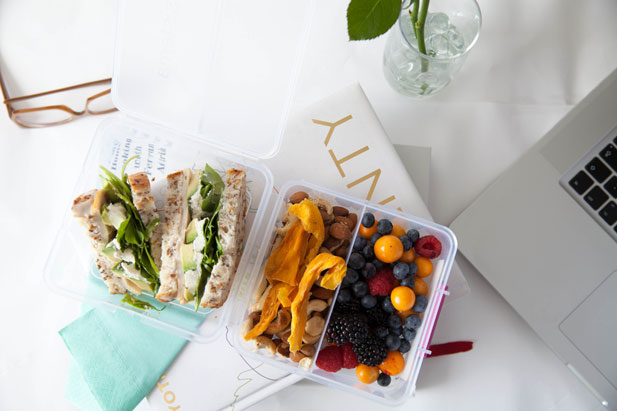 Ideas for awesome office lunches sistema partitioned containers forumfinder