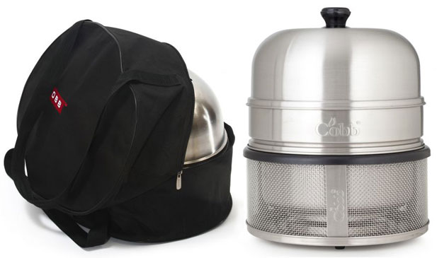 The Cobb carrier bag makes for super versatility