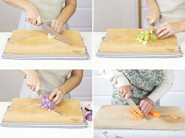 A few basic knife skills - Yuppiechef Magazine