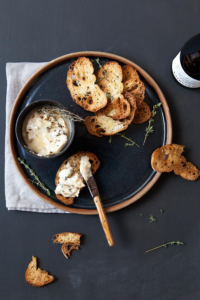 Camembert-dip