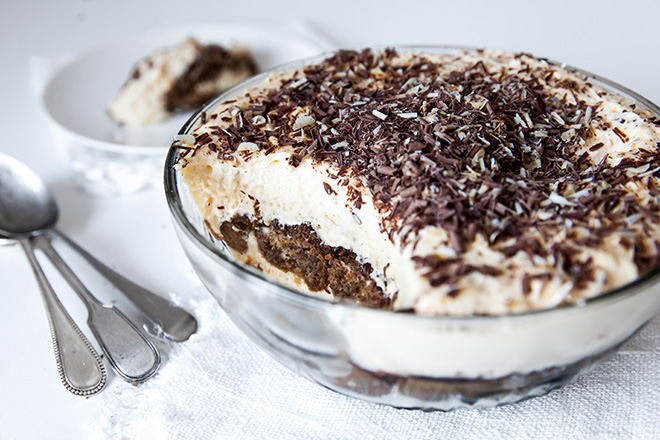 an easy tiramisu recipe