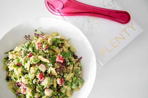 This week's salad club recipe