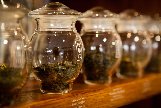 Selection of Nigiro teas