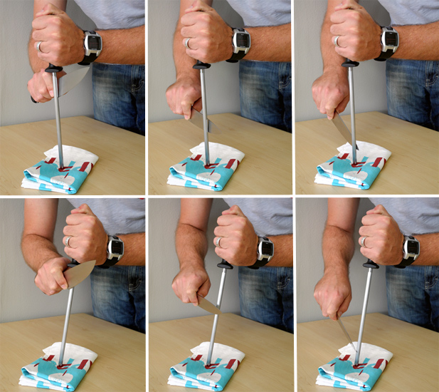 How to maintain your knives - Yuppiechef Magazine