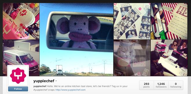 Yuppiechef on Instagram