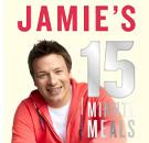 Jamie's 15 Minute Meals cook book