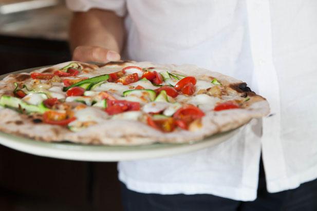 Great tasting pizza methods