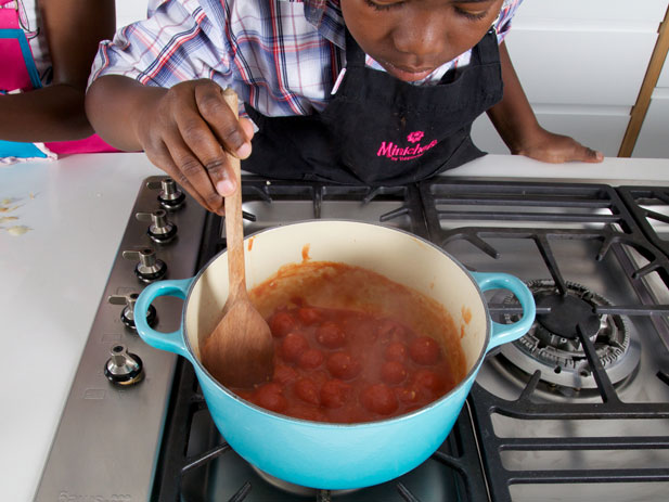 Tomato sauce for gnocchi
