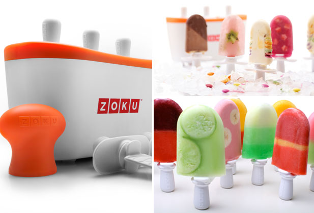 Zoku Quick Pop maker makes it to the top tools list for 2012