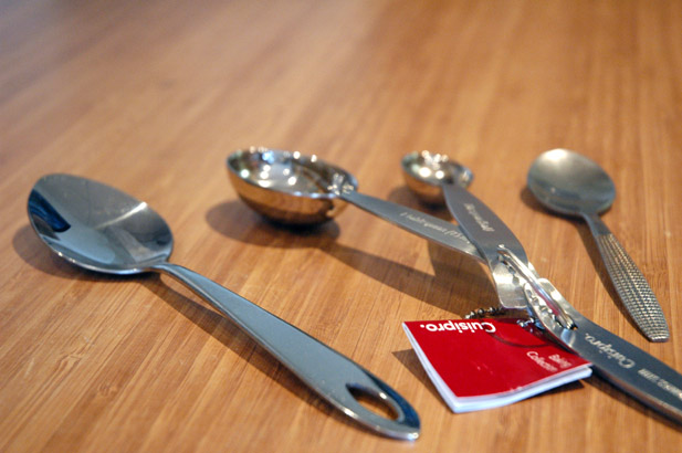 The Truth about Spoon Measurements