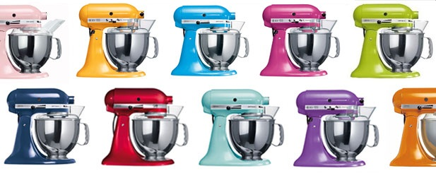 Colour in the kitchen 10 tools to inspire